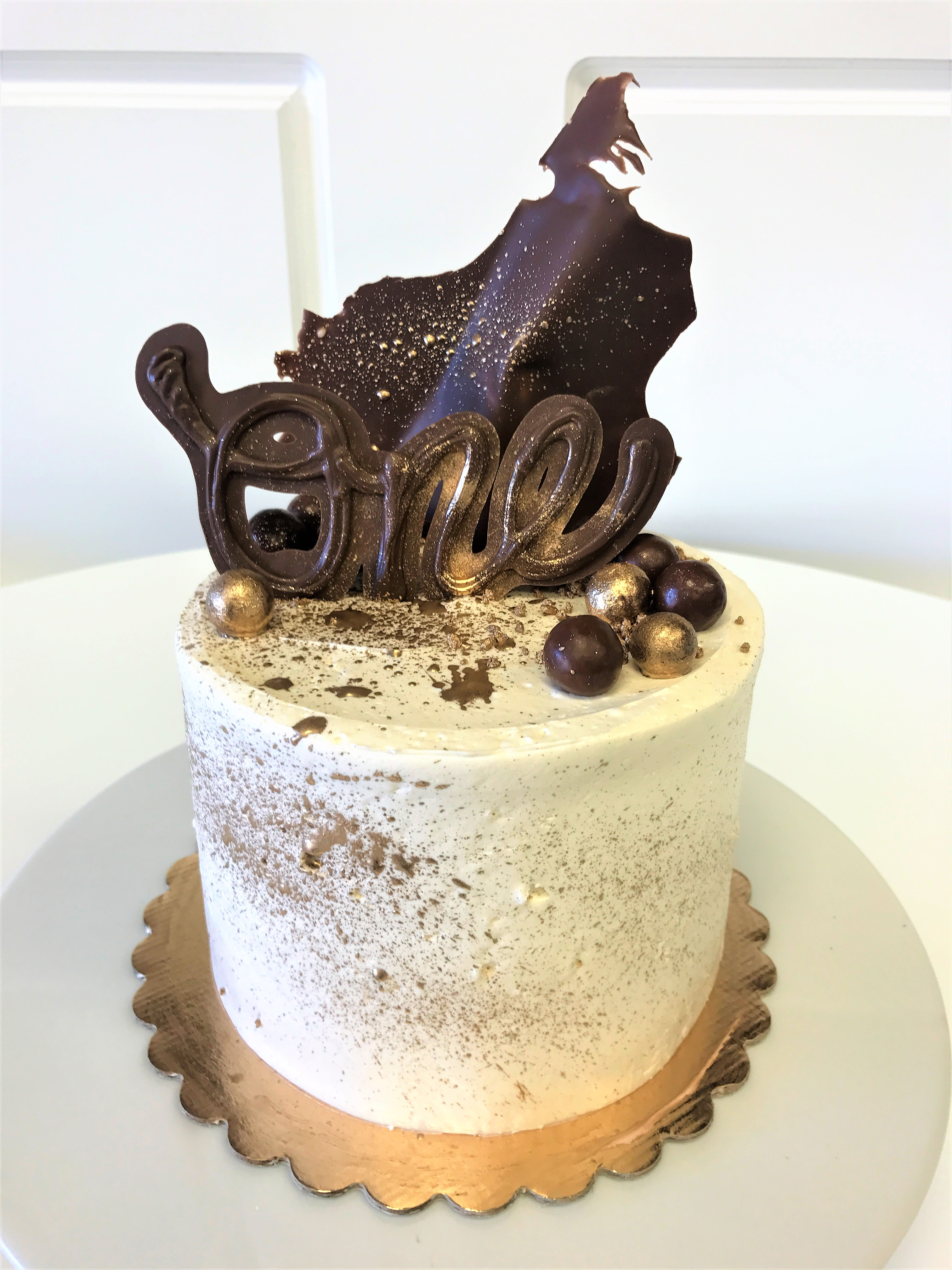 6'' smash cake