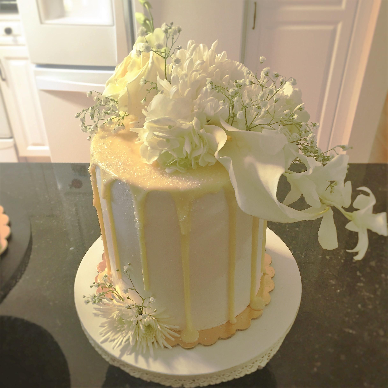 6'' carrott cake