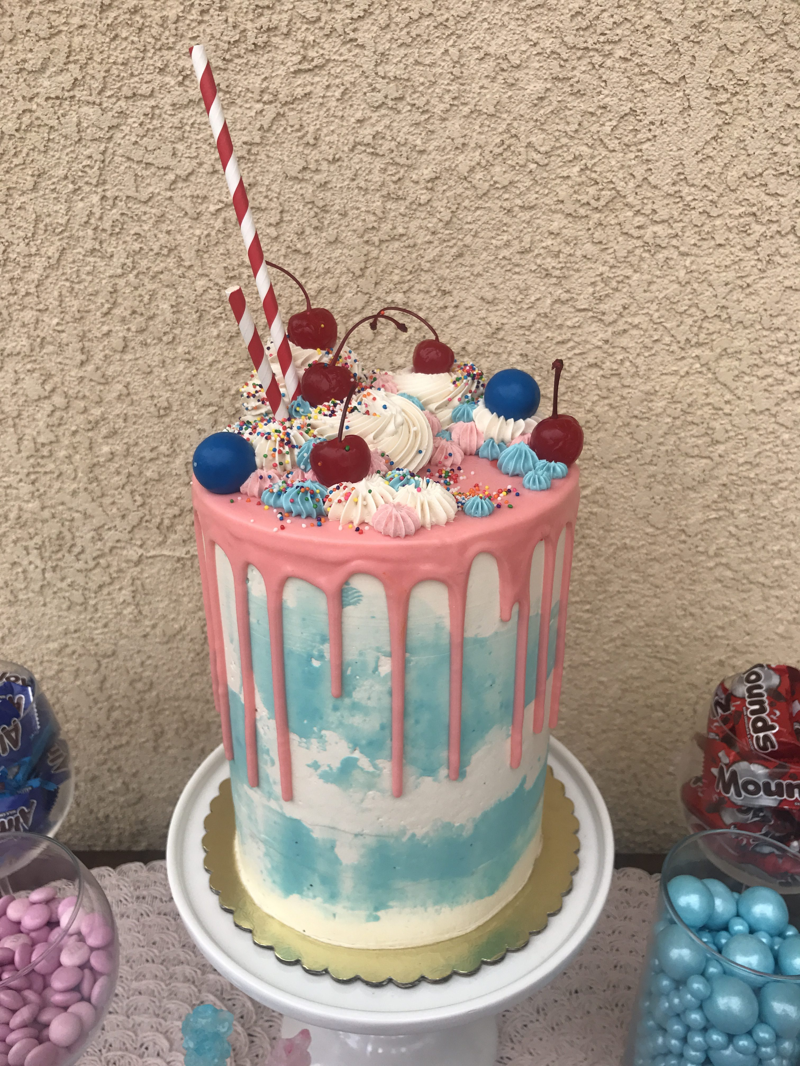 """6"""" cake (tall)"""