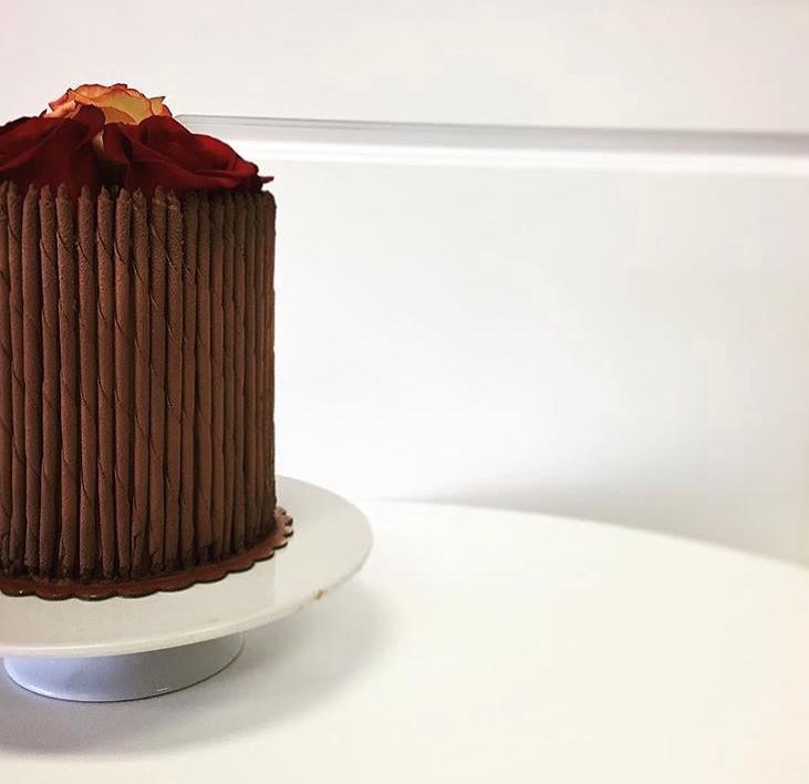 """6"""" anniversary cake"""